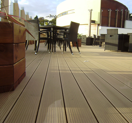 SMARTBOAD COMPOSITE DECKING